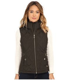 MICHAEL Michael Kors Quilted Sporting Vest