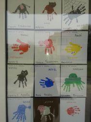 Ζωάκια με παλάμες Convenience Store, Packing, Logos, Convinience Store, Bag Packaging, Logo