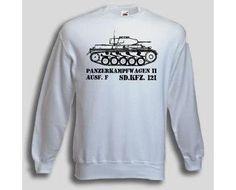Pullover Panzerkampfwagen II / mehr Infos auf: www.Guntia-Militaria-Shop.de