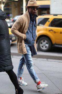 New York City Denim style