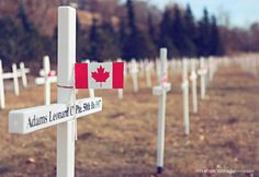 Remembrance Day – Canada | Heather Palmer Photo