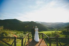 Cindy and Nathaniel's Intimate Tuscany Wedding all Planned in 6 Weeks By Stefano Santucci Studio
