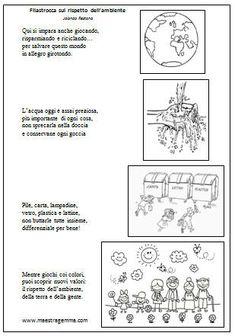 Libretto Da Colorare Sull Inquinamento Terra Pinterest