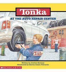 At the Auto Repair Center