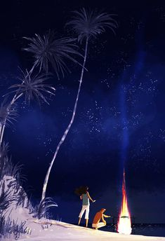 Stuck with you. by PascalCampion on DeviantArt