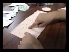 Caixa de Costura com Anjinho 2/3 - Programa Mulher.com (23/07/2012) - YouTube
