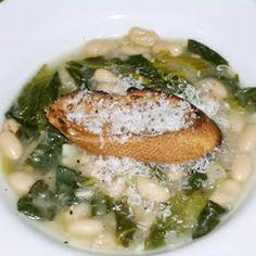 Creamy Italian White Bean Soup Allrecipes.com