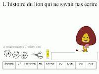 10 Meilleures Images Du Tableau L Histoire Du Lion Qui Ne