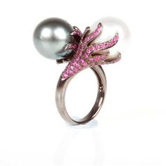 Ring by Daniella Kronfle Jewelry