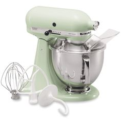 KitchenAid Stand Mixer (Mine is in Pistachio)