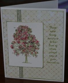 cards with flower soft - Google Search
