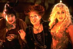 Our Favorite Things About Hocus Pocus