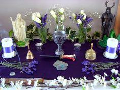 Midsummer Altar 01,