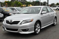 2011 Toyota Camry SE ($1000Down)