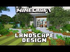 Minecraft Tutorial: Bathroom And Furniture Design Ideas (Modern House Build Ep. 27) - YouTube by GoodTimesWithScar