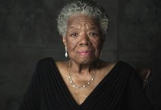 """One isn't necessarily born with courage, but one is born with potential. Without courage, we cannot practice any other virtue with consistency. We can't be kind, true, merciful, generous, or honest.""  ~ Maya Angelou"