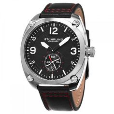 Tuskegee 581 - Stuhrling Men - Timepieces - SA's #1 Shopping Boutique