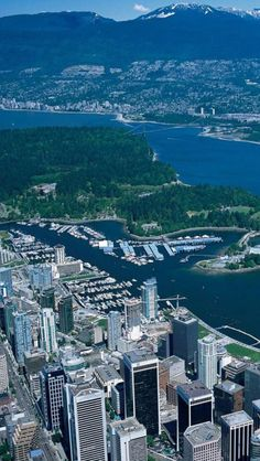 Vancouver is a coastal seaport city on the mainland of British Columbia, Canada.  Vancouver is one of the most ethnically and linguistically diverse cities in Canada; 52% of its residents do not speak English as their first language.
