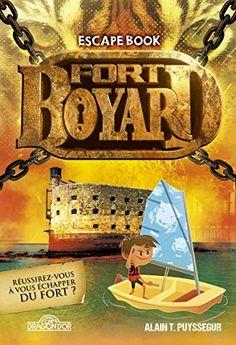 【Télécharger】 Fort Boyard - Escape Book Gratuit Kids Reading, Free Reading, Helen Harper, Nassim Nicholas Taleb, Walt Disney, France Tv, Importance Of Library, Banda Aceh, Geronimo