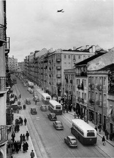 Rua Morais Soares, 1953