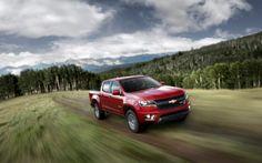 Chevrolet Colorado 2015: De nouvelles infos! - Nouveaux modèles - Le Guide de l'Auto