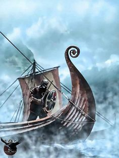 Sailing to the unknown world