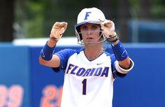 Aubree Munro, University of Florida softball catcher. National Champion. Read her blog on WSN247.com