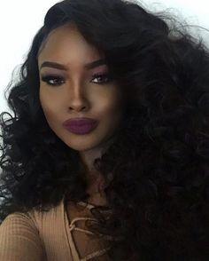 """7,531 Likes, 68 Comments - nauteya whyee  (@beautyrebellion_) on Instagram: """"Hair from: @diamonddynastyvirginhair  Lips: @angelslipscosmetics"""""""