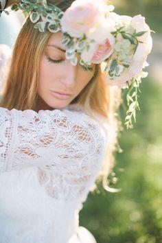 Boho Campervan Bridal Shoot by Brandon Scott Photography | SouthBound Bride