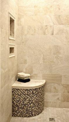mosaic bathroom shower tile designs 600x1058 Amazing ideas for bathroom shower tile designs