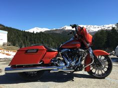 2011 Harley-Davidson Street Glide FLHX.
