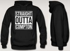 STRAIGHT OUTTA COMPTON sweatshirt hoodie
