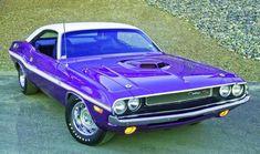"1970 Dodge Challenger R/T Hemi ""Plum Crazy"""
