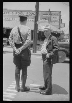 Durham, NC, 1940. Library of Congress FSA/OWI photograph collection.