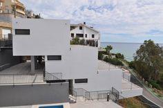 """Apartamentos de verano """"Cielo Abierto"""" (Peñiscola) realizado por Xevi Arnau Paltor, Fernando Arnau Paltor."""