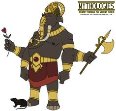 Mythologies - Ganesha by HewyToonmore
