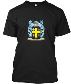 Banke Coat Of Arms   Family Crest Black T-Shirt Front - This is the perfect gift for someone who loves Banke. Thank you for visiting my page (Related terms: Banke,Banke coat of arms,Coat or Arms,Family Crest,Tartan,Banke surname,Heraldry,Family Reunion,Bank #Banke, #Bankeshirts...)