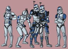 Give me clones!