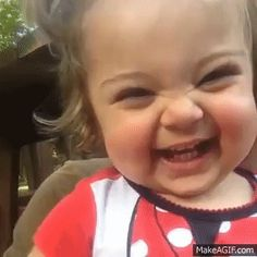 Discover & Share this Eyebrow GIF with everyone you know. GIPHY is how you search, share, discover, and create GIFs. Cute Funny Baby Videos, Cute Funny Babies, Funny Videos For Kids, Funny Kids, Funny Cute, Funny Images, Funny Photos, Bisous Gif, Kids Kiss