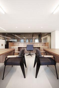 Office RVD, Antwerp, Belgium, By De Meester Vliegen