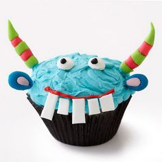 Make Your Halloween Party a Hit with These Cupcake Ideas