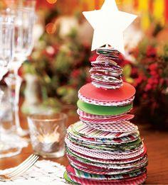 Miniárvore de Natal