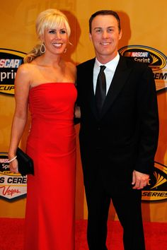 delana and kevin harvick...nascar sprint cup series champions week awards ceremony...2011...