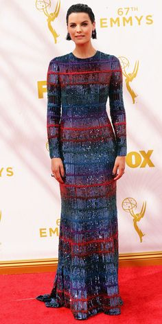 The 7 #Celebrities Who Didn't #Dress for the 100-Degree Heat at the 2015 #Emmys