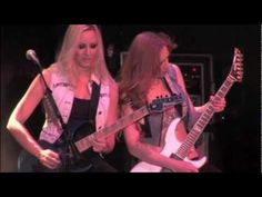 The Iron Maidens-Aces High