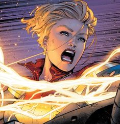 Marvel Show, Ms Marvel, Marvel Heroes, Marvel And Dc Characters, Marvel Movies, Captain Marvel Carol Danvers, Dc Icons, Cartoon Fan, Brie Larson
