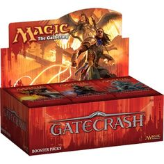 Win a Gatecrash Booster Box