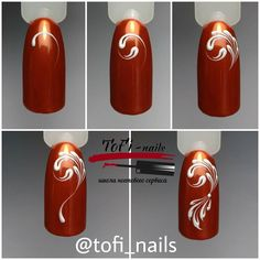 Opting for bright colours or intricate nail art isn't a must anymore. This year, nude nail designs are becoming a trend. Here are some nude nail designs. Nail Art Blog, Nail Art Hacks, Nail Art Diy, Diy Nails, Lace Nails, Flower Nails, Gold Nails, Ligne Nail Art, Nail Art Modele