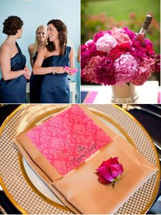 Cape May Wedding by Beautiful Blooms Events + Styled Creative | Style Me Pretty