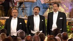 Andre Rieu and the 3 Tenors-Dark Roses